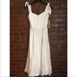 Reformation Montclair Dress